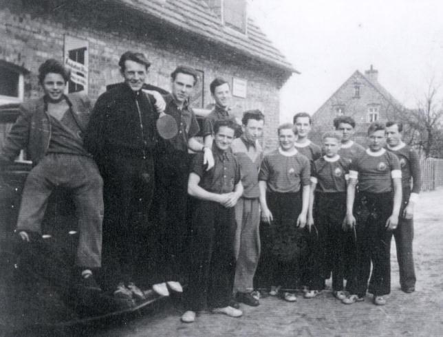 Skerbersdorf. Sportgeschichte.